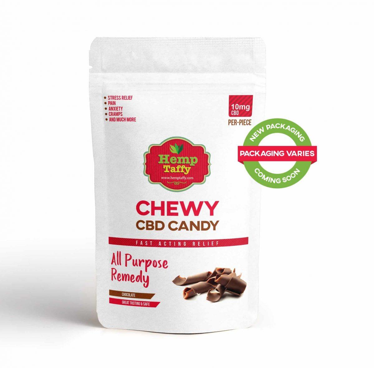 Hemp Chocolate CBD Candy