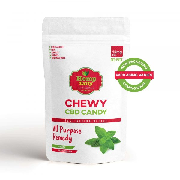 Hemp Chewy CBD Candies